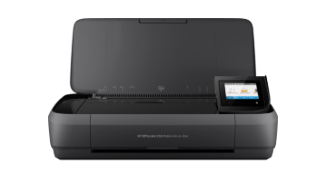 HP OfficeJet 250 Mobile All-in-One Driver and Setup