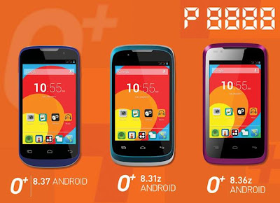 O+ 8.37, 8.31z and 8.36z Android: Specs, Price and Availability in the Philippines