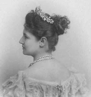 die letzte Königin von Württemberg.