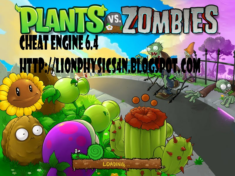 Cara Cheat Uang Plants Vs Zombie 1 Menggunakan Cheat Engine 6 4