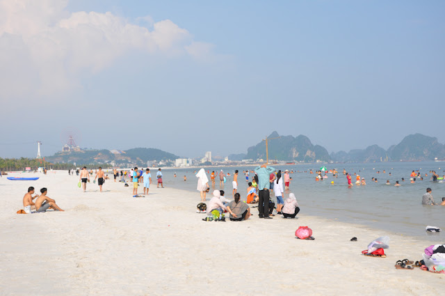 Bãi cháy - Hạ Long