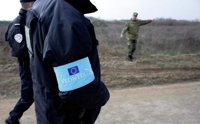 Καθημερινοί οι έλεγχοι του Frontex στα ελληνοαλβανικά σύνορα