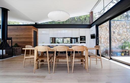 Dinding Kaca Pada Rumah