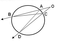 Answers To Math Problems: Tangent and Secant of a Circle