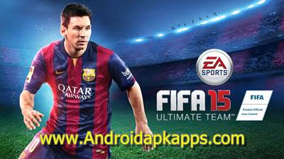 Download FIFA 15 Ultimate Team Patched Apk v1.5.6 (Non-Root) Full OBB Data