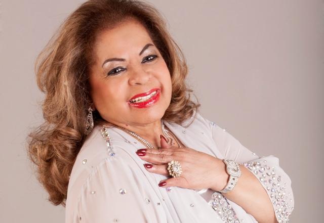 Corpo da cantora Angela Maria é velado em São Paulo; veja fotos