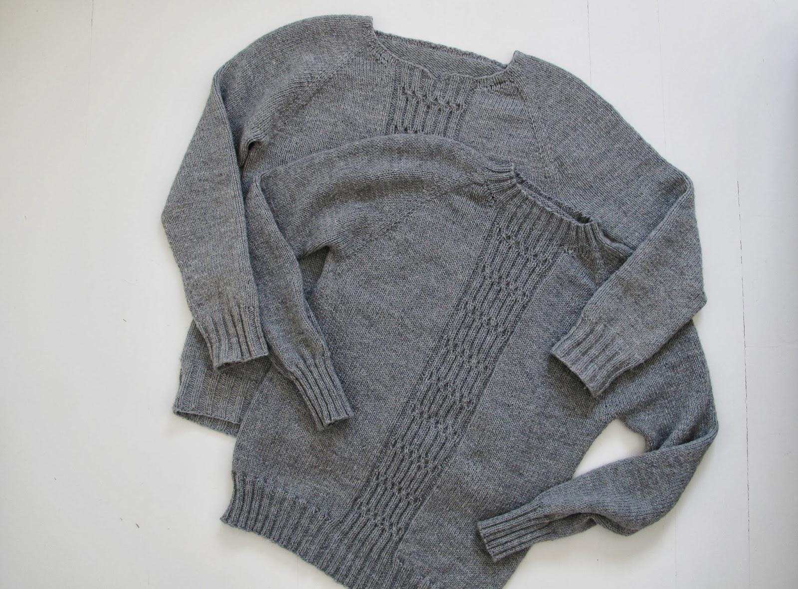 db11ef44 Jeg er veldig glad i Miranda-genseren min, og har brukt den masse. Den er  varm og god og komfortabel, perfekt til en frossenpinn som meg.