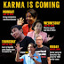 """DDS Supporters Welcomes the """"Karma is Coming"""" News Against Pres. Duterte Critics"""