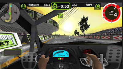 Download Rally Racer Dirt Mod Apk v1.5.3 Update (Mod Money+Ad-Free) Terbaru 2017