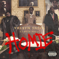Young Thug & Carnage - Homie (feat. Meek Mill) - Single Cover