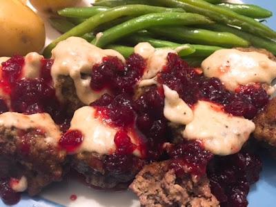 Homemade Swedish Meatball recipe