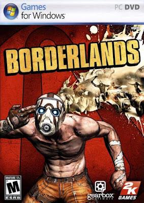 Borderlands cover
