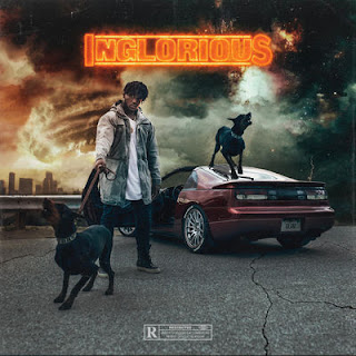 Derek Wise - Inglorious (2017) - Album Download, Itunes Cover, Official Cover, Album CD Cover Art, Tracklist