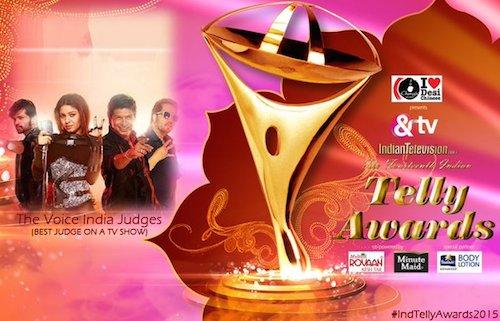 Indian Telly Awards 2015 Hindi 360p WEB SDRip 500mb
