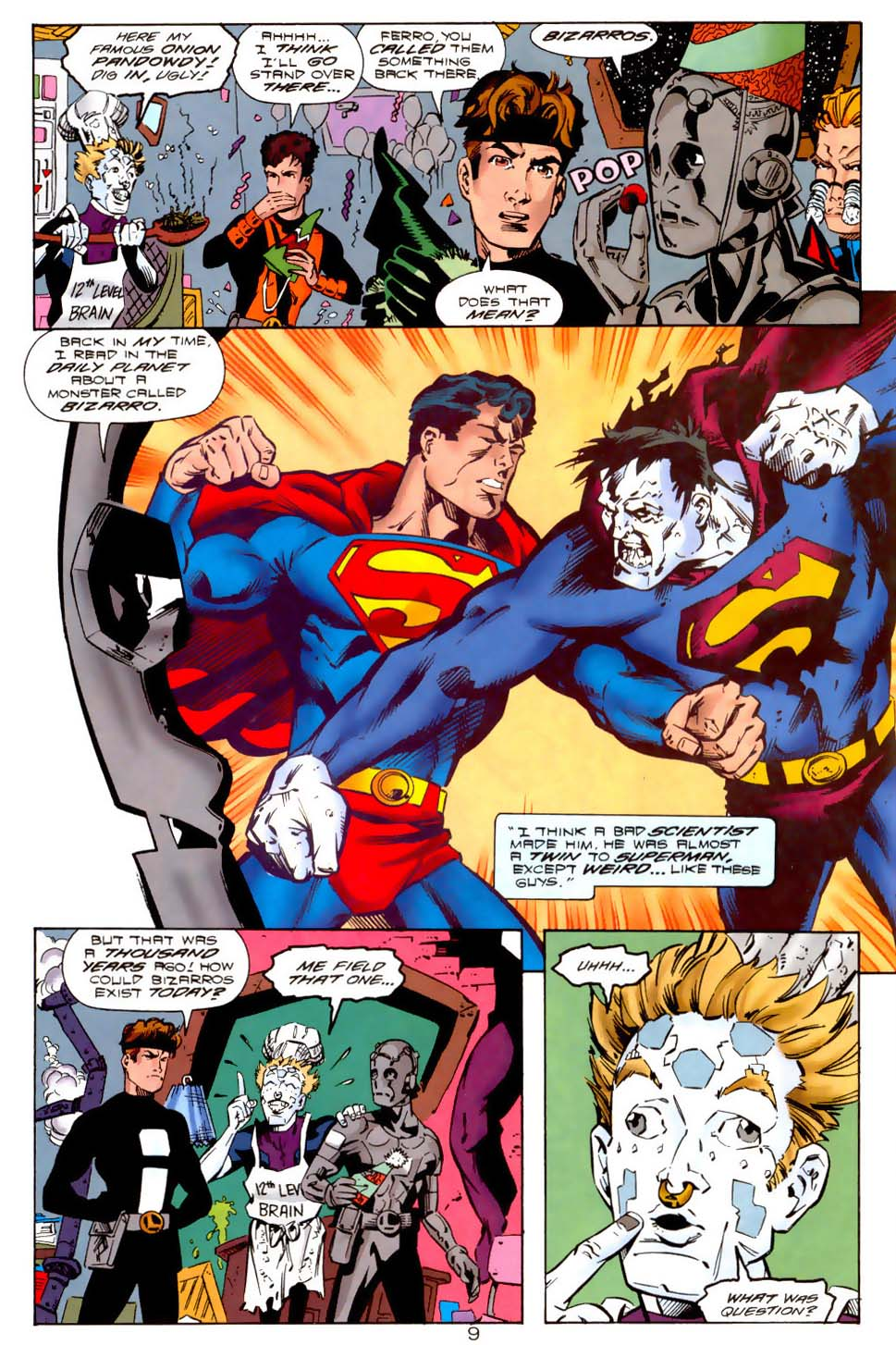 Legion of Super-Heroes (1989) 114 Page 9