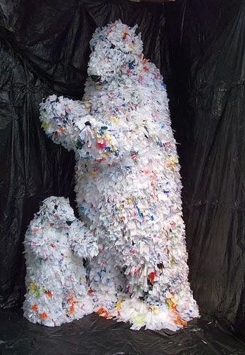Bytes: Plastic Bag Art