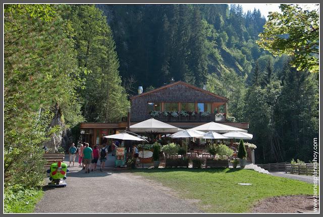 Liechtensteinklamm (Austria)