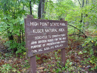 High Point in the Rain: As Peaceful as a Family Hike Can Get