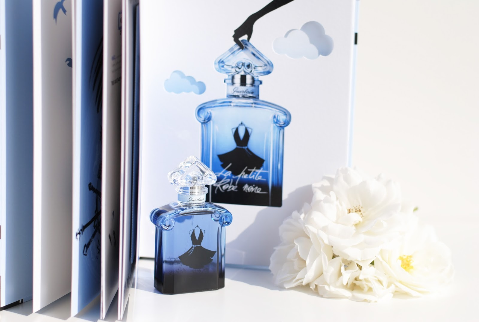 08bb398a9f3 This new fragrance is the fourth in the La Petite Robe Noire line - it s  been only a year since Guerlain released the Eau Fraiche ...