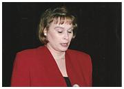 Mariani Molina Gutiérrez, Pregonera 1996