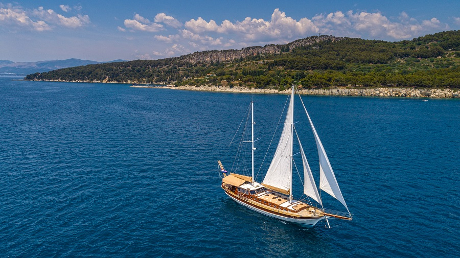 The Gulet Cruises in Croatia