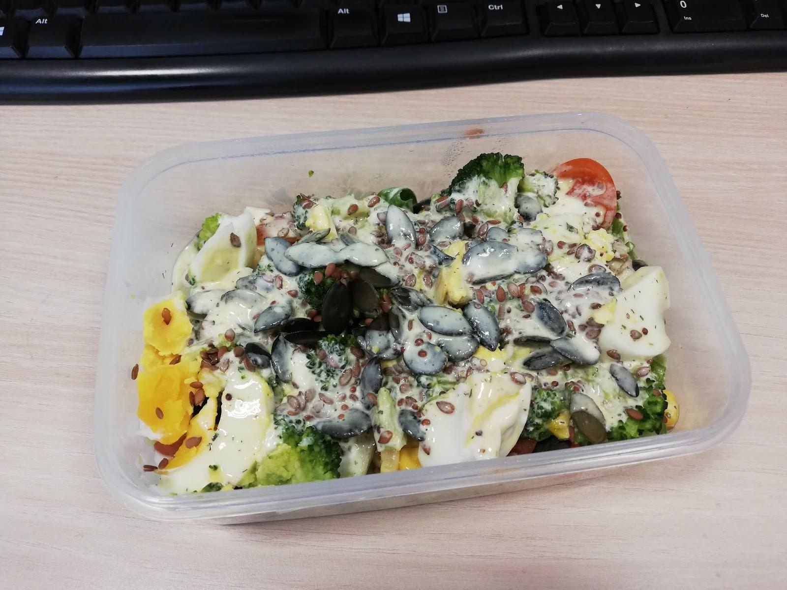 LunchBox - czyli pomysły na dania do pracy
