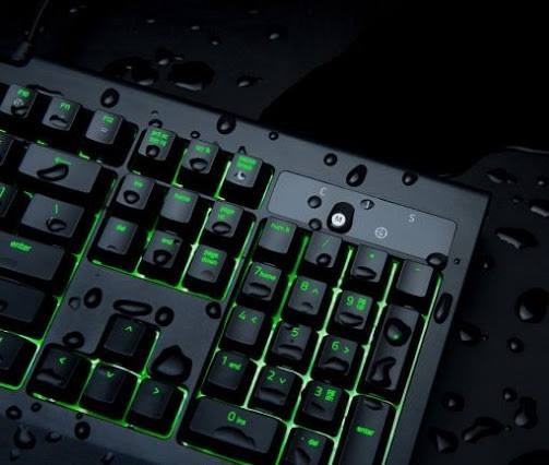 Razer Unveils BlackWidow Ultimate; Water and Dust Resistant Mechanical Gaming Keyboard