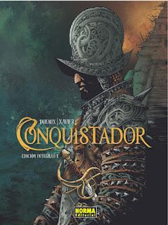 Conquistador. Edición integral 1