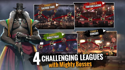 Zombie Deathmatch v0.0.21  Mod+Apk (unlimited Money)