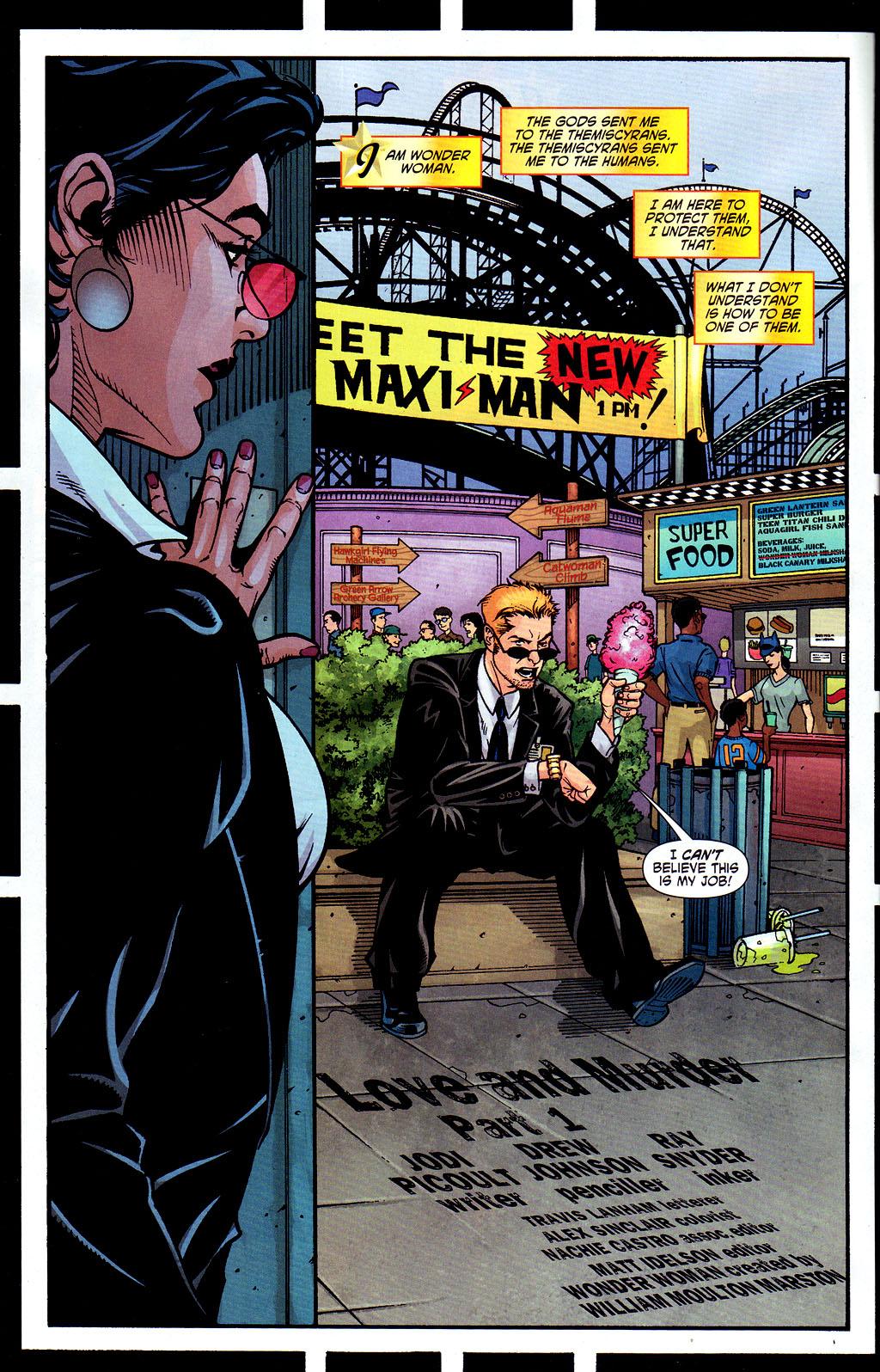 Read online Wonder Woman (2006) comic -  Issue #6 - 3