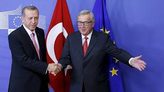 Μάζης: Η Ευρώπη ακολουθεί τη μουσική που της παίζει ο Ερντογάν