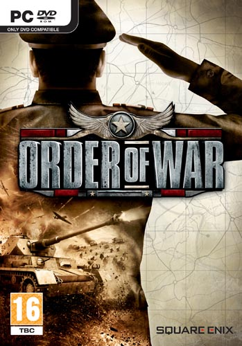 Order Of War PC Full ISO Ingles
