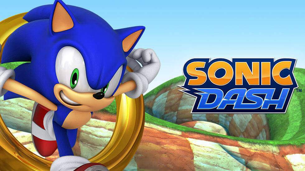 sonic dash apk download android