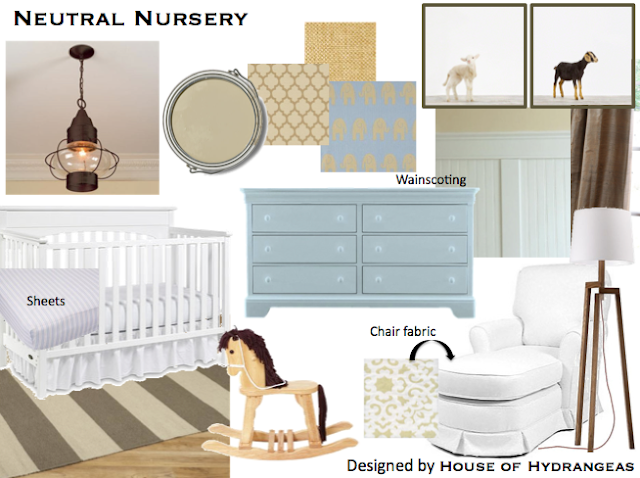 Neutral Animal Nursery