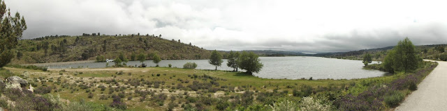 Panoramic: Barragem da Teja, Terrenho (Trancoso)