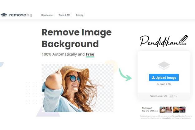Cara Mengganti Background Foto Menggunakan Handphone
