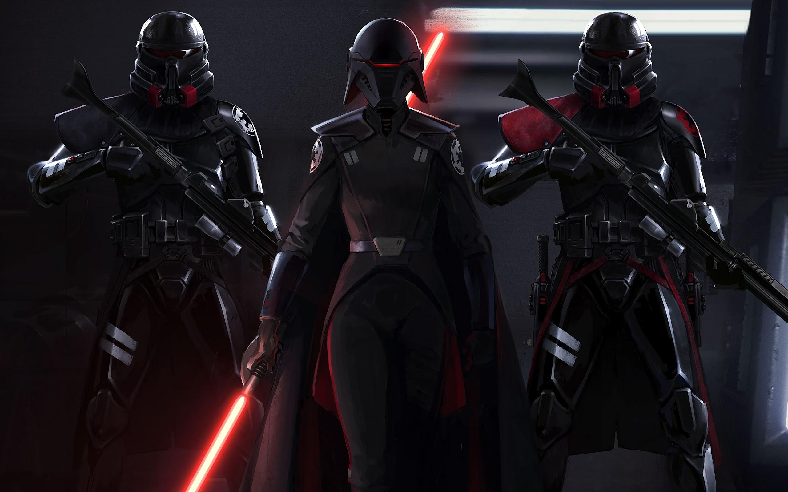 star wars jedi fallen order stormtroopers uhdpaper.com 4K 11