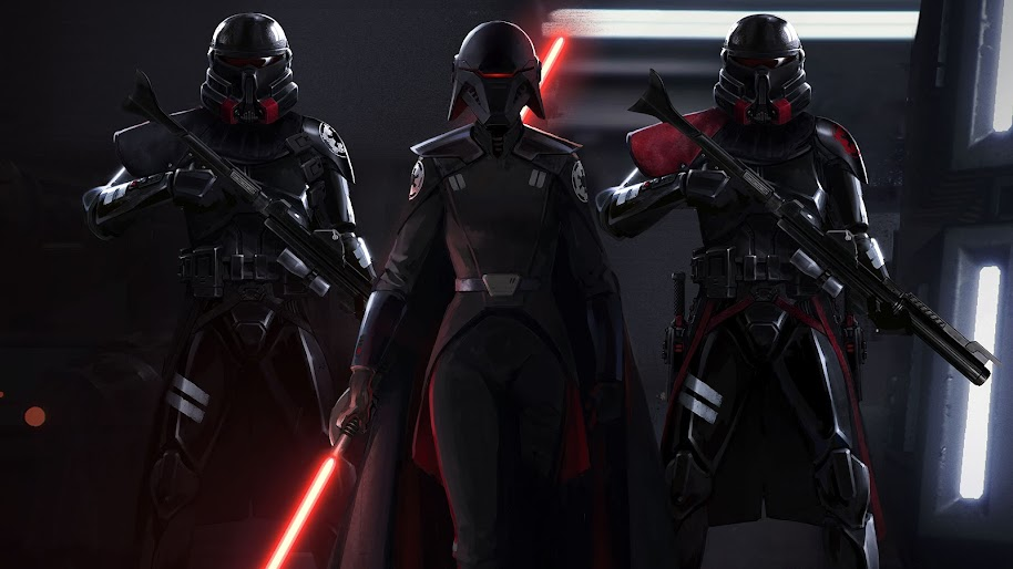 Star Wars Jedi Fallen Order Stormtroopers 4k 11 Wallpaper