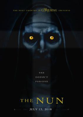 The Nun 2018 Full Hindi Movie Download Dual Audio HD [720p]