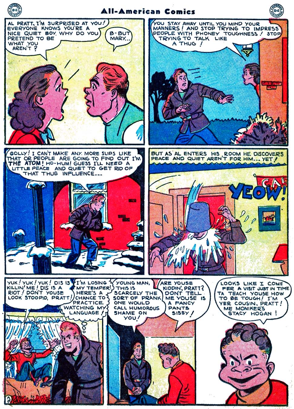 Read online All-American Comics (1939) comic -  Issue #70 - 18