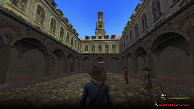 Blood & Gold Caribbean Gameplay Screenshot 1