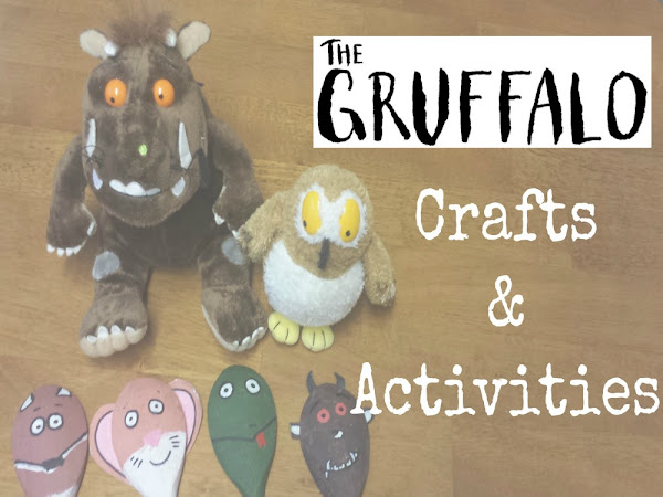Book Of The Month - The Gruffalo