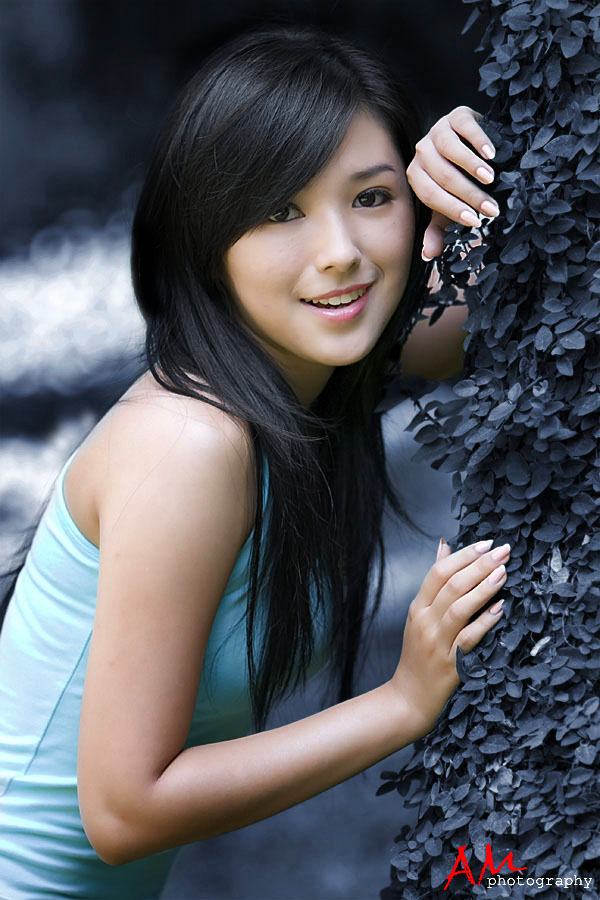 No Nude But Cute: Rini Lovelyluna Model Cantik & Bening No