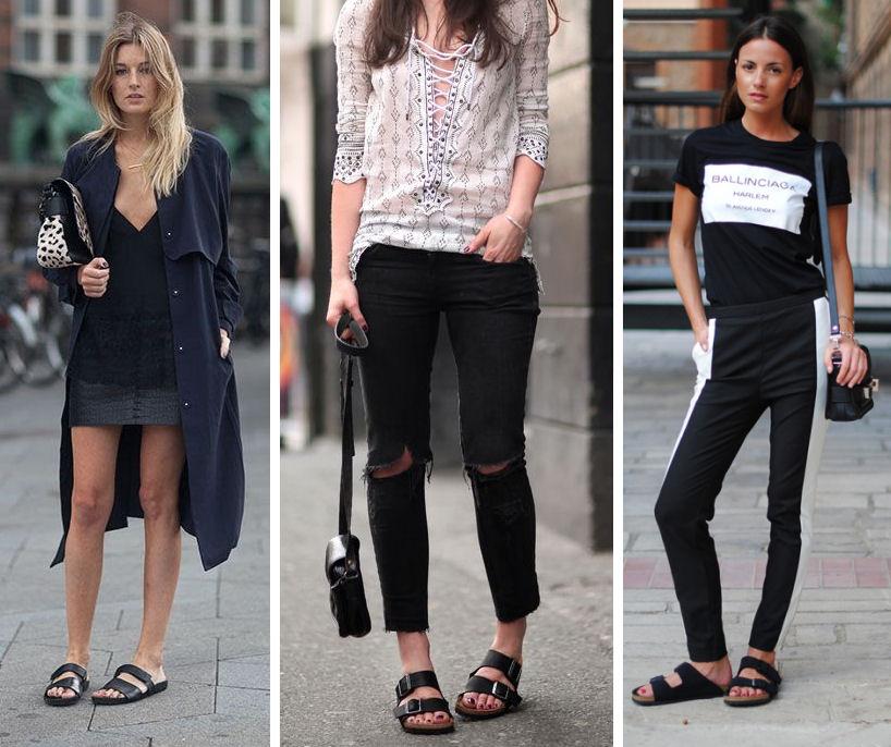 Birkenstock, Birkenstocks, Birkenstock street style, Birkenstock shoes, how to wear Birkenstocks