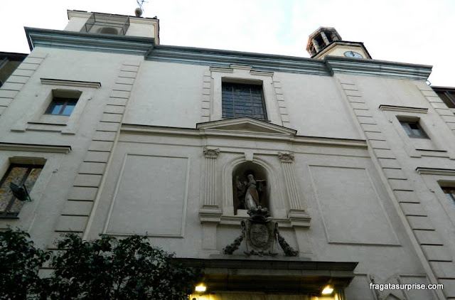 Igreja de San Antón, Chueca, Madri