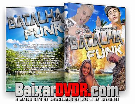 Batalha Funk (2017) DVD-R