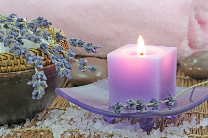 Maid Just For You: Relax   it's Lavender take two
