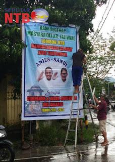 uvoria Kemenangan Anies-Sandi Menjadi Gubernur DKI Jakarta