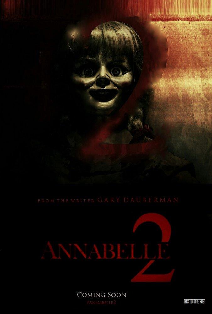 Annabelle 2 La Creacion (2017) [DVDRip][Latino][MEGA]