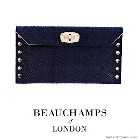 Countess Sophie of Wessex carried Beauchamps of London Clutch